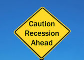 Recession — Stock Photo