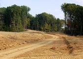 Land development — Stock Photo
