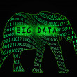 Big Data — Stock Photo #16226623