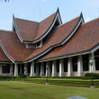 Thai Palace in bangkok — Stock Photo #28191533