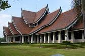 Thai Palast in bangkok — Stockfoto