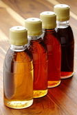 Delcious maple syrup — Stock Photo