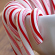 Sweet candy canes — Stock Photo #34471727