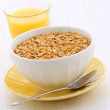 Stock Photo: Delicious and healthy granolcereal