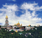Pechersk lavra — Stockfoto