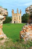 Glukhni 城の遺跡 — ストック写真