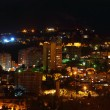 Yalta at night — Stock Photo
