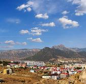 Landscape of Sudak — Stock Photo