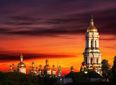 Pechersk Lavra in Kiev — Stock Photo