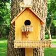 Birdhouse — Foto Stock #27323485