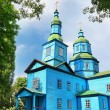 Cossack church — Stock Photo #28440911