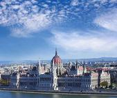 Ungerns parlamentsbyggnad — Stockfoto
