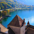 View on Montreux — Stock Photo