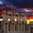 celsus library in ephesus — Stock Photo #32724027
