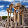 Stock Photo: Hadrian Temple