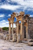 Hadrian Temple — Stock Photo