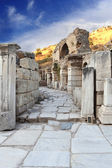 Passage in Ephesus — Stock Photo