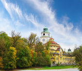 Autumnal Munich — Stock Photo