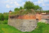 Castle walls — Stock Photo