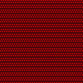 Blackand red background fabric grid fabric texture — Stock Photo