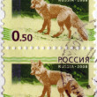 Stock Photo: RUSSIAN-CIRCA 2008: A stamp printed in the Russian Federation, s
