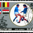 NORTH KOREA - CIRCA 1986: A stamp printed by North Korea, shows  — Stock Photo