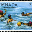 GRENADA - CIRCA 1977: A stamp printed in Grenada issued for the  — Photo