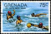 GRENADA - CIRCA 1977: A stamp printed in Grenada issued for the — Foto de Stock