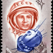 RUSSIA - CIRCA 1977: Stamp printed in USSR (Russia), shows astro — Stock Photo