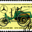 DPR KOREA - CIRCA 1986: A stamp printed by DPR KOREA shows the h — Stock Photo