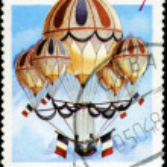 CUBA - CIRCA 1983: a postage stamp printed in Cuba commemorative — Stock Photo #23076574