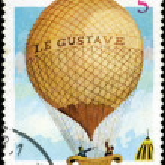 CUBA - CIRCA 1983: a postage stamp printed in Cuba commemorative — Stock Photo #23076722