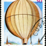CUBA - CIRCA 1983: a postage stamp printed in Cuba commemorative — Stock Photo #23076836