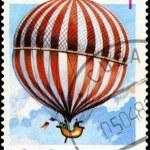 CUBA - CIRCA 1983: a postage stamp printed in Cuba commemorative — Stock Photo #23076896