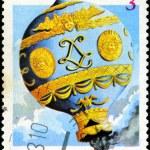 CUBA - CIRCA 1983: a postage stamp printed in Cuba commemorative — Stock Photo #23076972