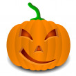 Pumpkins for Halloween. Vector illustration. — Stock Vector