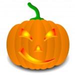 Pumpkins for Halloween. Vector illustration. — Stock Vector #34443489