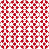 Naadloze achtergrond patroon — Stockvector