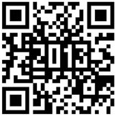 2013 New Year counter, QR code vector. — Stock Vector