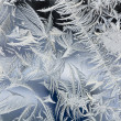 Frosty pattern — Stock Photo #17452111