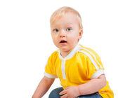 Malé krásné dítě — Stock fotografie