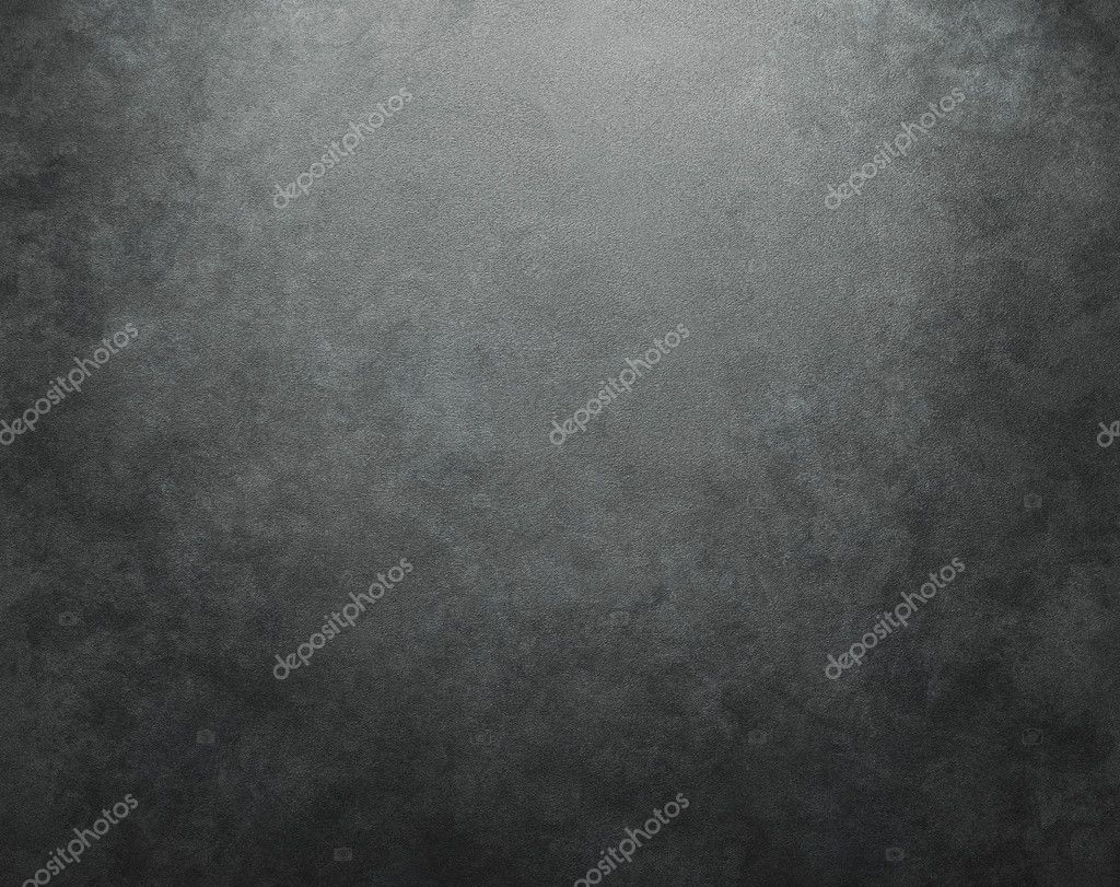 Dark concrete wall background, texture with copy space — Photo #12658141