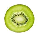 Slice of kiwi fruit — Stock Photo