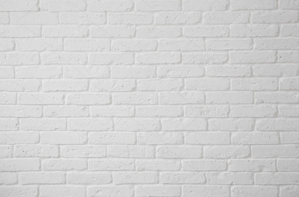 Muro di mattoni bianchi — Foto Stock © Rangizzz #24210549