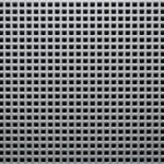 Silver metal mesh texture — Stock Photo