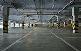 Podzemní parkování — Stock fotografie
