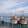 Istanbul Turkey — Stock Photo #14825835