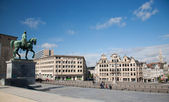 Brussels Capital of Belgium — Stock Photo