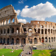 Colosseum in Rome, Italy — Stock Photo #13704711