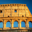 Stock Photo: Colosseum in Rome during sunset, Italy